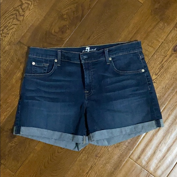 7 For All Mankind Pants - 7 for all man kind size 30 shorts